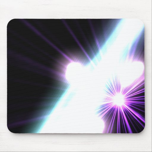 Gamma Rays in Galactic Nuclei 3 Mouse Pad