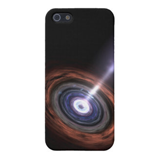 Gamma Rays in Galactic Nuclei iPhone SE/5/5s Cover