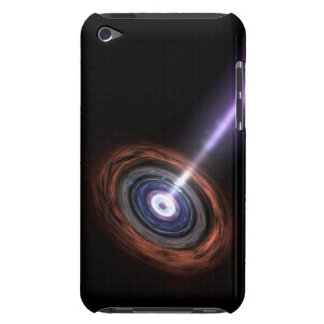 Gamma Rays in Galactic Nuclei iPod Touch Cover