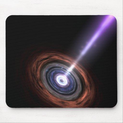 Gamma Rays in Galactic Nuclei Mousepad