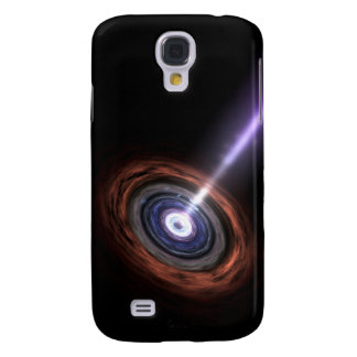Gamma Rays in Galactic Nuclei Samsung Galaxy S4 Case