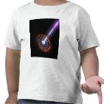 Gamma Rays in Galactic Nuclei Tee Shirts