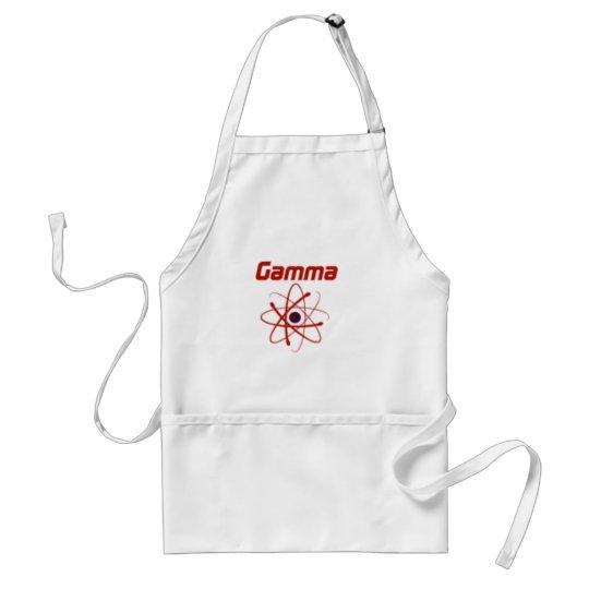 Gamma: The future... Adult Apron