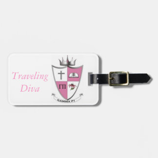 Gamma Traveler Tag For Luggage