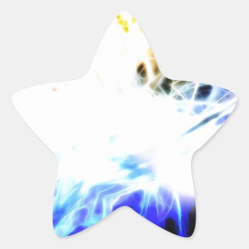GammaCloud Pegatina En Forma De Estrella