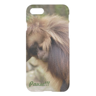 Gammelaffe iPhone 7 Clearly™ Deflector Case
