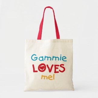Gammie me ama las camisetas y los regalos bolsa tela barata