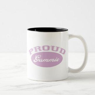 Gammie orgulloso taza