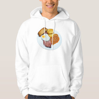 Gammon Egg and Beans Hoodie