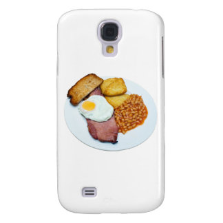 Gammon Egg and Beans Samsung Galaxy S4 Cover