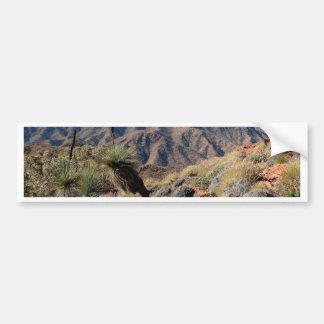 Gammon Ranges, Outback Australia Bumper Sticker