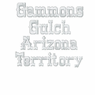 Gammons Gulch Embroidered Hoodie
