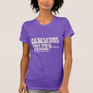 Gammons Gulch Movie Set Womens Tshirt