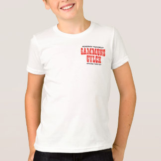 Gammons Gulch Movie Set Youth Tshirt