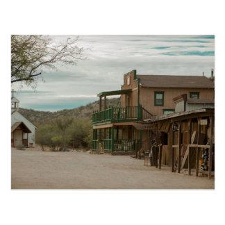 Gammons Gulch Town Postcard