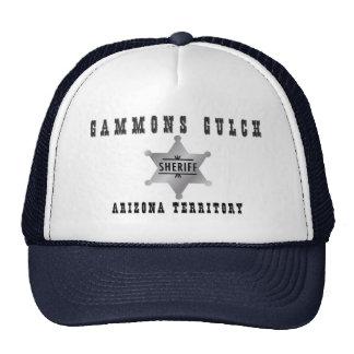 Gammons Gulch Truckers Cap Trucker Hat
