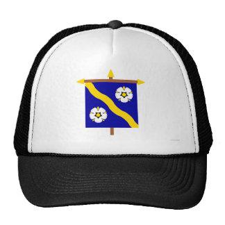 Gamprin Armorial Banner on Crossbar Trucker Hat