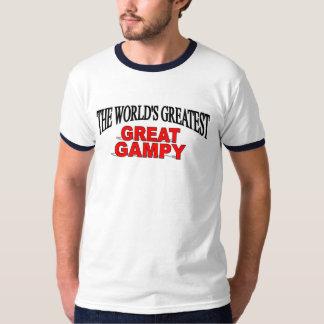 Gampy más grande del mundo el gran camisas