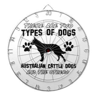 Ganado australiano Dog.png Tablero De Dardos