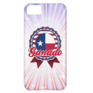 Ganado, TX Case For iPhone 5C