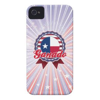 Ganado, TX iPhone 4 Case-Mate Cases