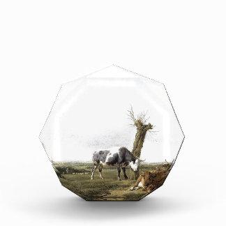 Ganado y cabras en un prado Adriaen van de Velde