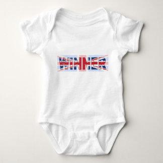 Ganador Body Para Bebé