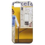 Ganador de la feria de ciencia iPhone 5 Case-Mate protector