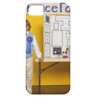 Ganador de la feria de ciencia funda para iPhone SE/5/5s