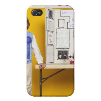 Ganador de la feria de ciencia iPhone 4/4S carcasas
