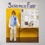 Ganador de la feria de ciencia posters