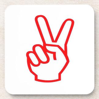 Ganador de la VICTORIA:  Símbolo de la motivación  Posavasos