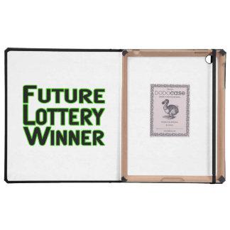 Ganador de lotería futuro