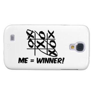 Ganador del dedo del pie de Tic Tac Funda Para Galaxy S4