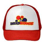 ¡Ganador del pan! Conseguir el dinero Gorros