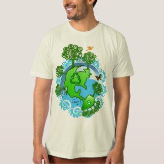 Ganador del premio del TBA que un global recicla Camisas