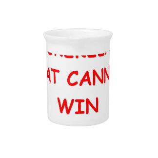 ganador jarras para bebida