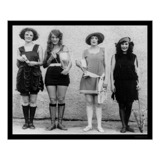 Ganadores del premio 1922 de la demostración de la impresiones