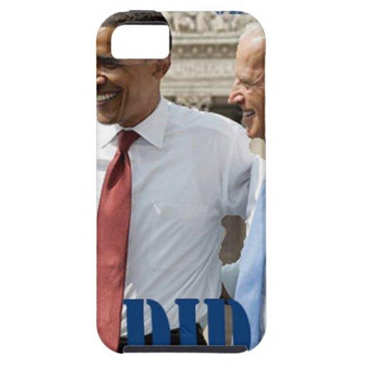 Ganamos - los triunfos de Obama iPhone 5 Case-Mate Protector