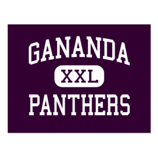 Gananda - panteras - alto - Walworth Nueva York Postal