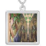 GANAPATI: Elephant Head Deity of Peace Personalized Necklace
