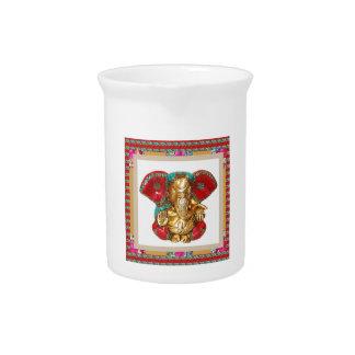 Ganapati Ganesh Beverage Pitcher