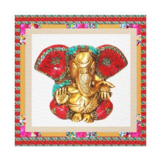 GANAPATI Ganesh : Hinduism Canvas Print