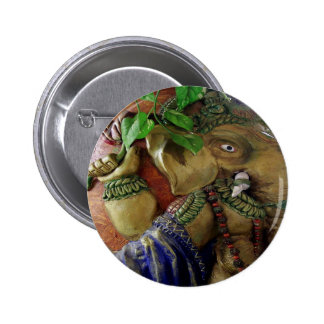 Ganapati Ganesh Pinback Button