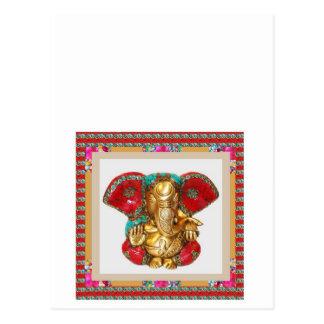 Ganapati Ganesh Postales