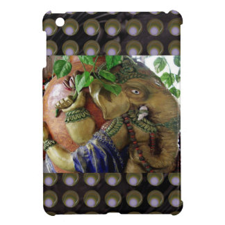 Ganapati Ganesh with Ganga Jal Vessel Case For The iPad Mini