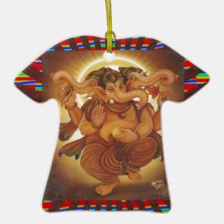 Ganapati Ganesha REGALO de la exhibición de los e Ornatos