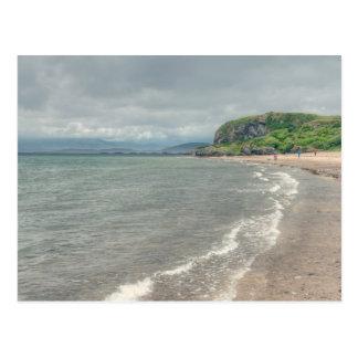 Ganavan Sands Postcard