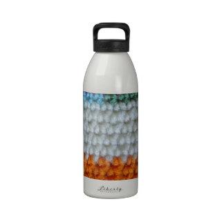 Ganchillo Botellas De Beber