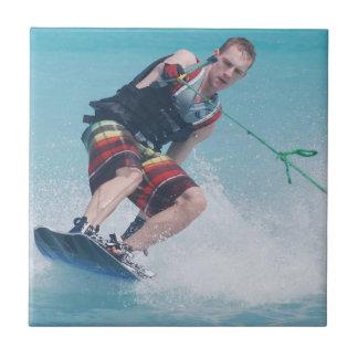 Gancho agarrador de la cola de Wakeboarding Tejas Ceramicas